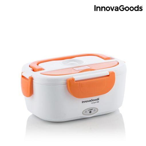 Fiambrera-Eléctrica-para-Coches-InnovaGoods-40W-12-V-Blanco-Naranja_Envases-y-recipientes_61976_5-510x510
